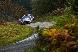Fotostrecke: Die Foto-Höhepunkte der WRC-Rallye Großbritannien