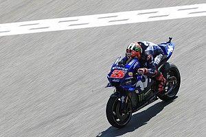 FP1 MotoGP Thailand: Vinales tercepat, Yamaha 1-2