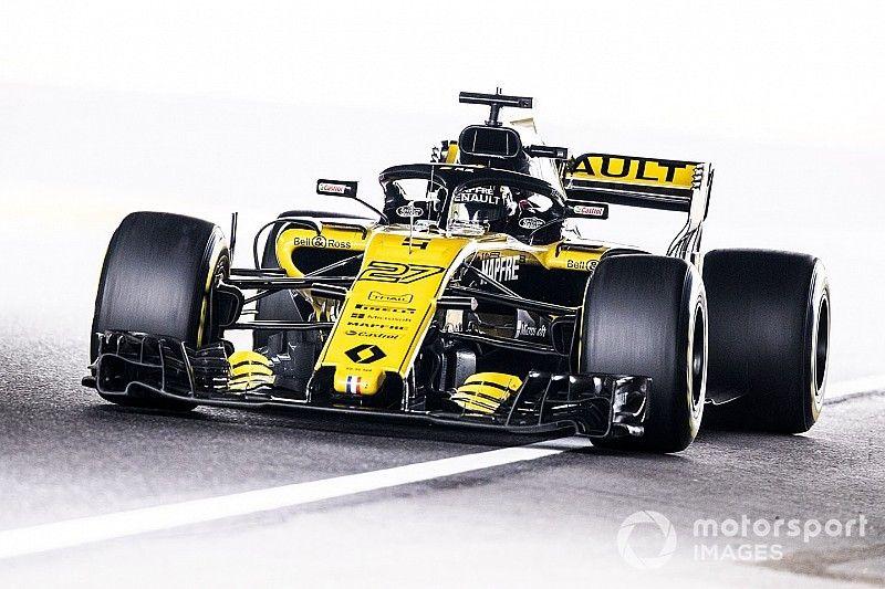 Nel mondiale F1 senza i tre top team sarebbe Hulkenberg in testa al campionato