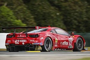 Risi Ferrari returns to IMSA for Petit Le Mans