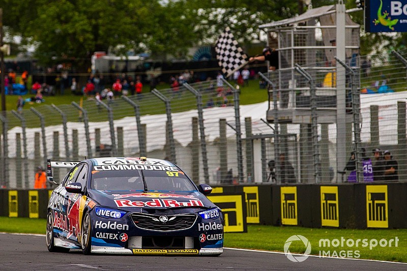 Penske protest unsuccessful, van Gisbergen keeps controversial win