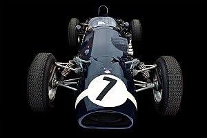 The groundbreaking 4WD Formula 1 car