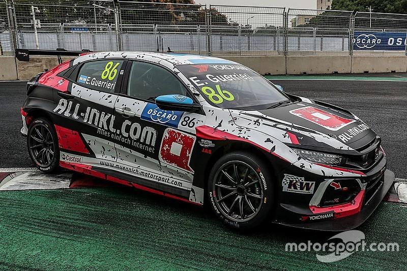 Ufficiale: Honda schiera Girolami e Guerrieri con Münnich Motorsport, ritorna anche Monteiro