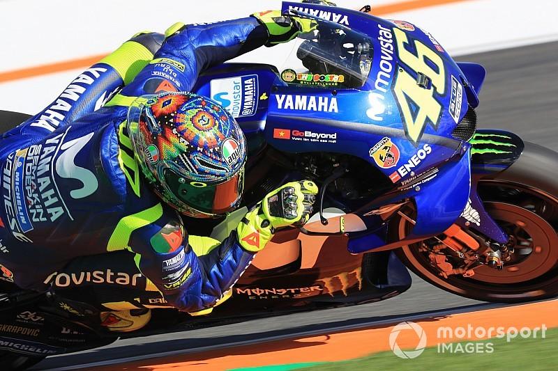 """Valentino: """"La Yamaha deve avere chiaro che questo non basta: se corriamo domani, non lottiamo per vincere"""""""