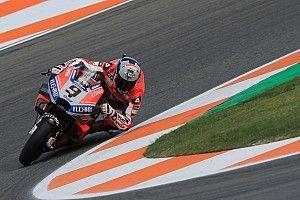 """Petrucci si gode la Ducati ufficiale: """"La nuova moto è un'evoluzione senza punti negativi"""""""