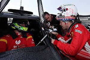 Vettel: Mick'in benim tavsiyelerime ihtiyacı yok