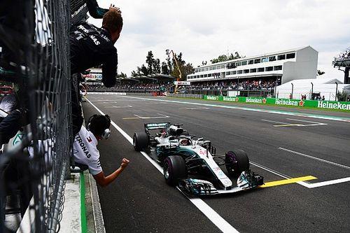 """Hamilton ötszörös F1-es világbajnokként: """"Ez nagyon furcsa..."""""""