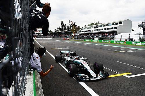 Meksika GP: Verstappen kazandı, Hamilton 5. kez dünya şampiyonu oldu!