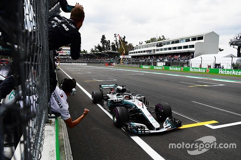 Course - Verstappen vainqueur, Hamilton Champion !