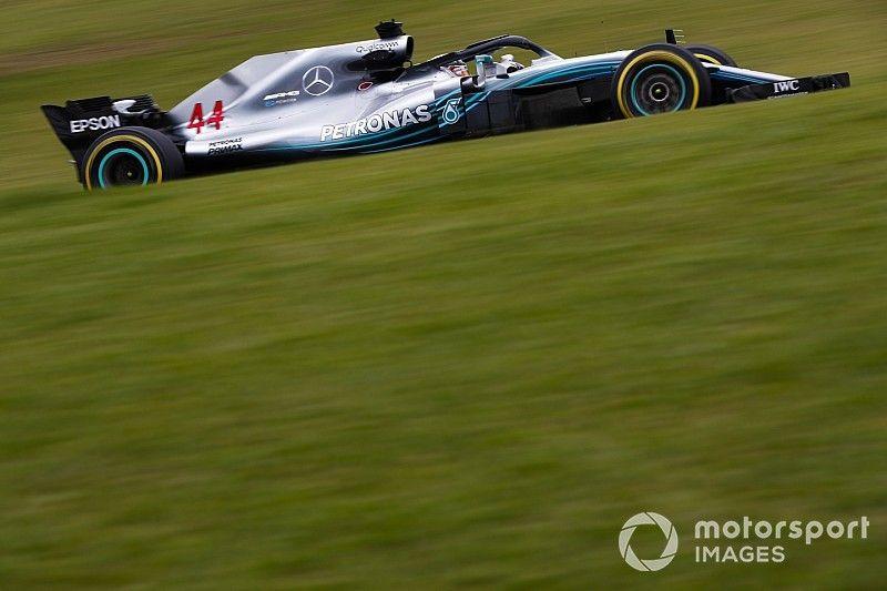 """Hamilton dice que el título de 2018 tendrá un gran """"efecto en cadena"""" para 2019"""