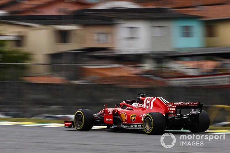 Formel 1 Brasilien 2018: Mercedes baut um, Bestzeit für Vettel