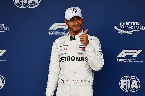 GP Brazylii: Hamilton pokonuje Vettela w walce o pole position