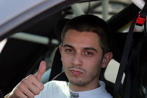 Nikola Miljkovic, un due volte campione europeo alla partenza della TCR Hill Climb Series
