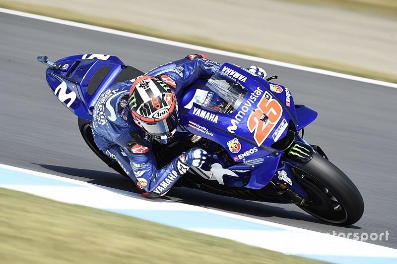 Как Виньялес положил конец серии поражений Yamaha. Главные события Гран При Австралии