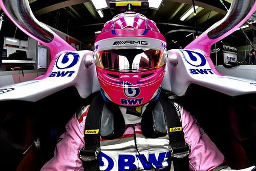 Force India hopes hit by Ocon Brazilian GP grid penalty