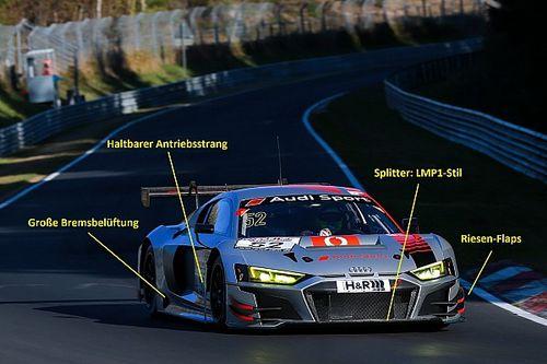 Technik-Analyse: So wurde der Audi R8 LMS 2019 handzahm