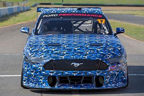 Ford tampilkan Mustang Supercars