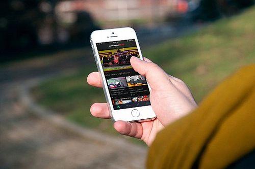 Praat mee over belangrijke F1-topics met de Motorsport Fans-app