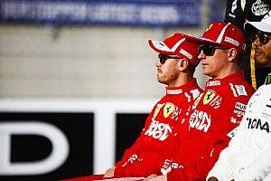 Räikkönen ugyanannyi dobogót szerzett, mint Vettel a másik Ferrarival