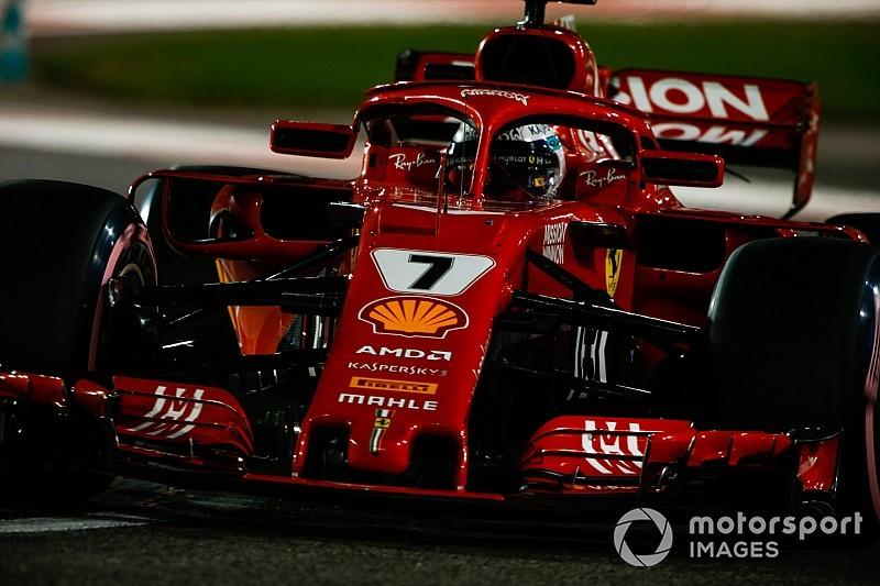 Raikkonen, Ferrari'ye dünya üçüncüsü olarak veda etti