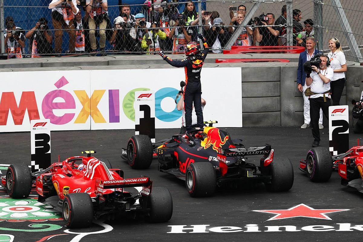 Гран Прі Мексики: оцінки пілотам від редакції Motorsport.com Україна