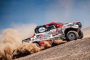 Al-Attiyah bezorgt Toyota eerste overwinning in Dakar Rally
