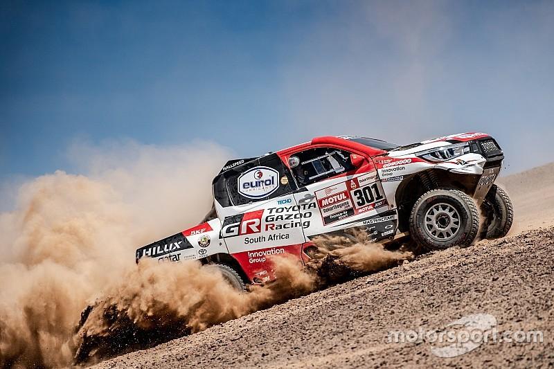 Video-Highlights der Rallye Dakar 2019: Die spektakulärsten Szenen