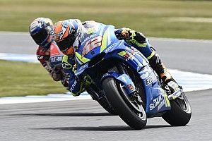 """Rins: """"Iannone va muy rápido en ensayos pero en carrera va para atrás"""""""