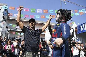 Ricciardo toujours très motivé malgré sa spirale négative
