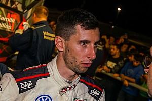 Camilli przetestuje C3 WRC