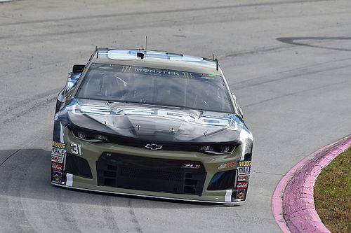 Ryan Newman fastest in final practice at Martinsville