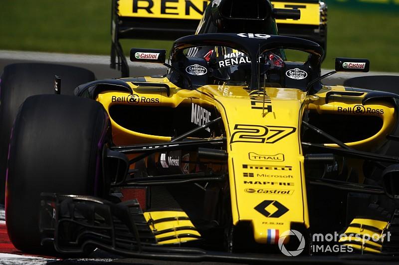 Hulkenberg: Mercedes ve Ferrari anormal şekilde geride