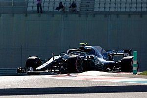 Bottas lidera el viernes de Abu Dhabi, con Red Bull a un suspiro