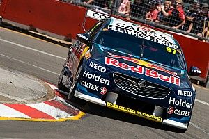 Penalty recommended for van Gisbergen, decision tomorrow