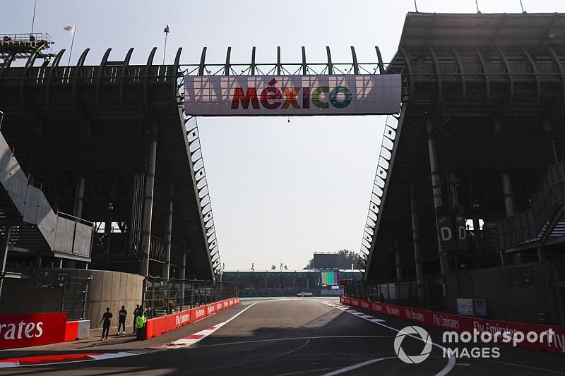 Governo do México confirma que não financiará GP de F1 no país