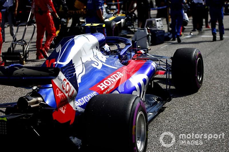 Toro Rosso согласилась на штрафы ради помощи Red Bull в 2019 году
