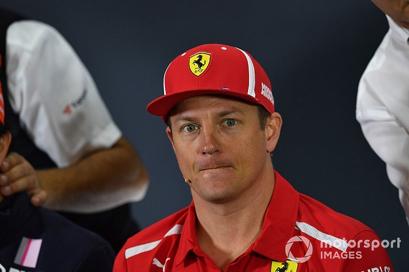 "Raikkonen: Harsher penalties would curb ""stupidity"" in F1"