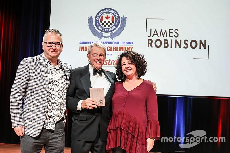 Jacques Villeneuve, DJ Kennington part of new Hall of Fame class
