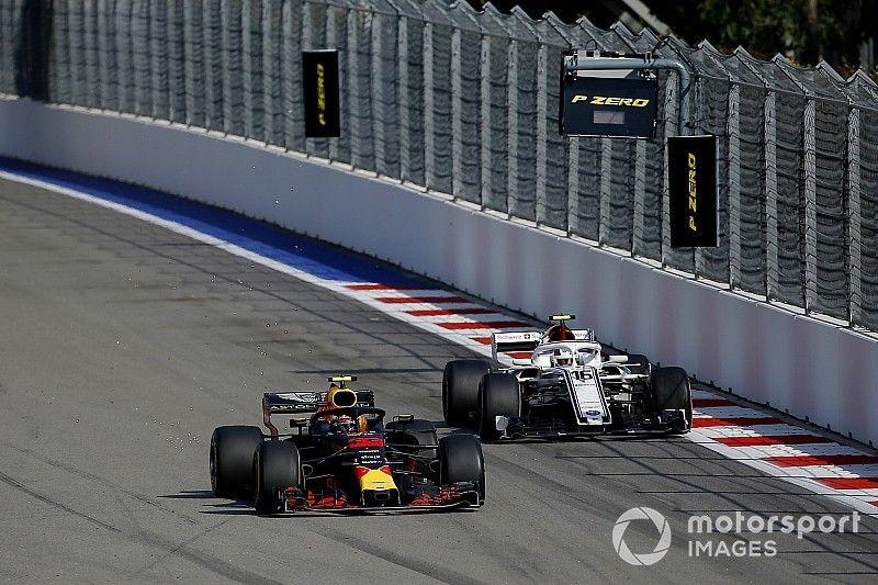 La exhibición de Verstappen le vuelve a dar el Piloto del día' en Rusia