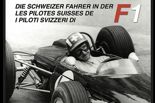 """""""Les pilotes suisses de F1"""" racontés en trois langues par Mario Luini et Jean-Marie Wyder"""
