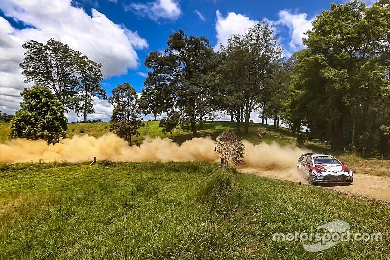 WRC最終戦オーストラリア、山火事で開催中止の危機。コース短縮はほぼ確定か?