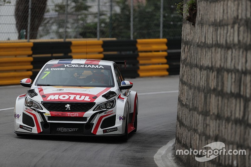 La DG Sport torna con le sue Peugeot in TCR Europe