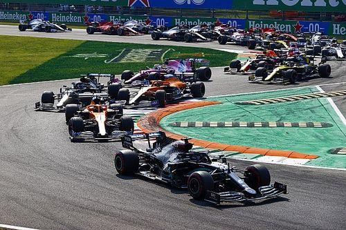 Officieel: Volgende F1-sprintrace tijdens Italiaanse GP in Monza