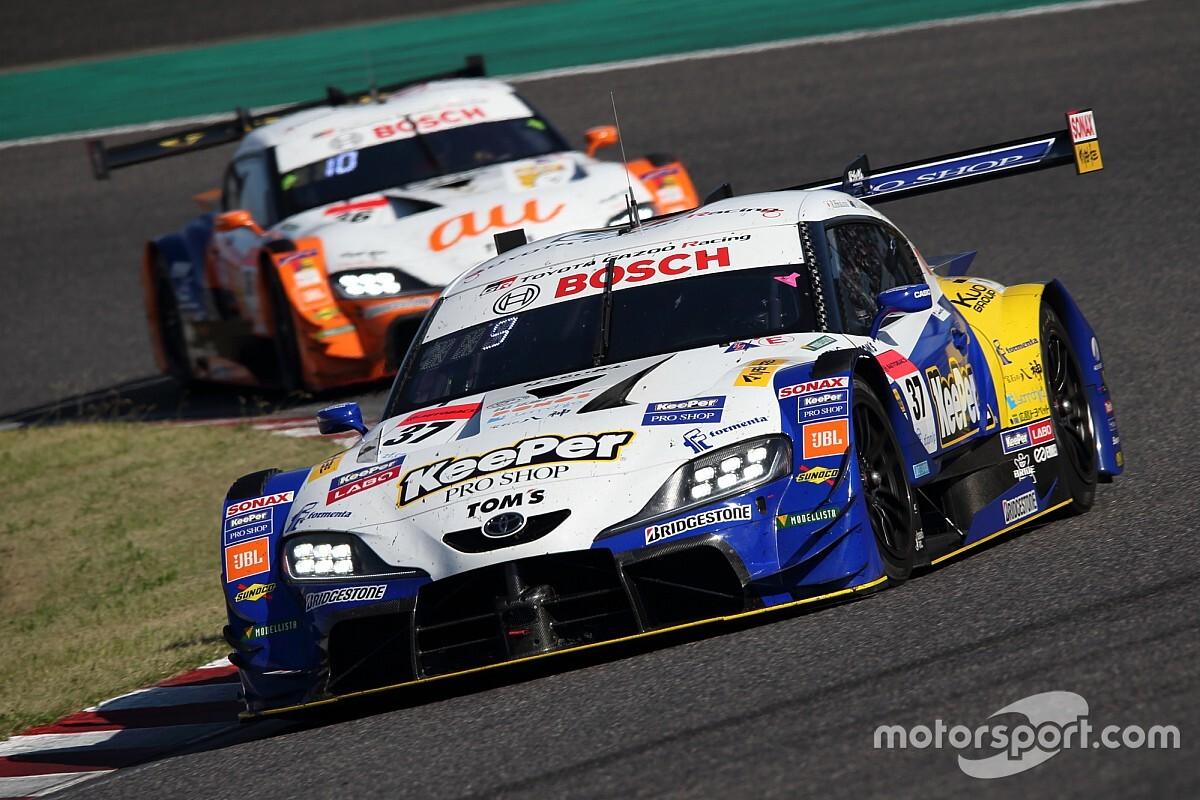 Hirakawa sad to lose Cassidy for Super GT title run-in