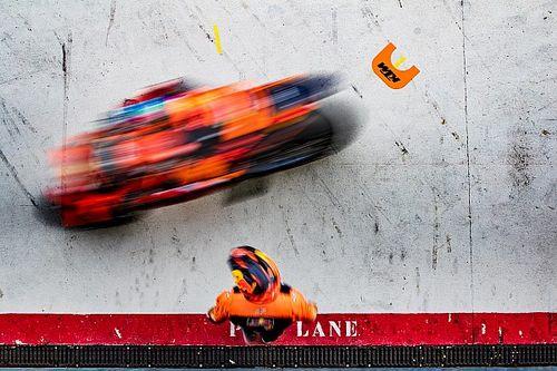 La perte des concessions va changer le travail de KTM cet hiver