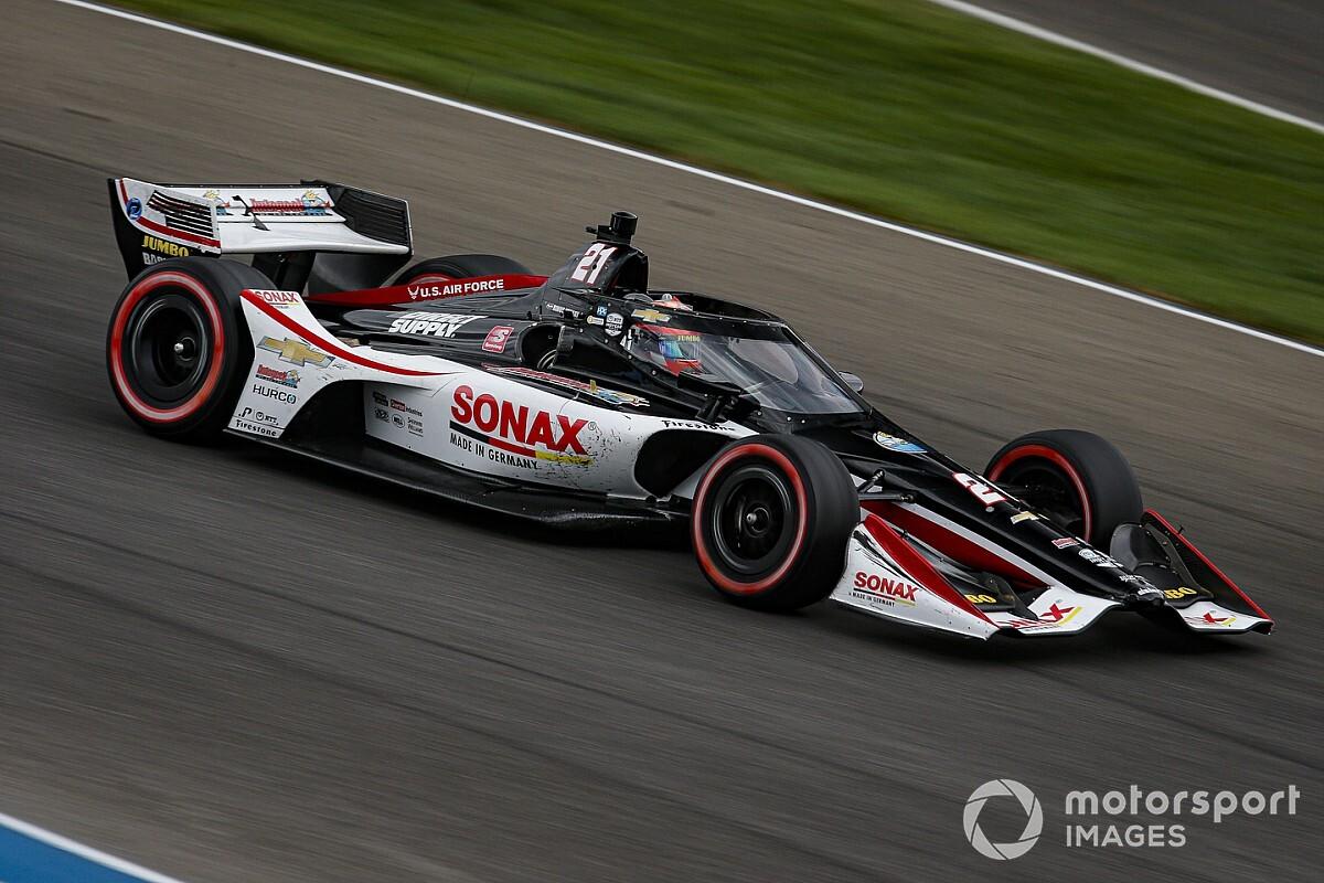 Van Kalmthout ook in 2021 met Ed Carpenter Racing in IndyCar