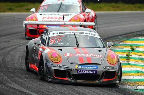 """Porsche GT3 Cup: Nelson Monteiro relata vitória """"indescritível"""" em Interlagos"""
