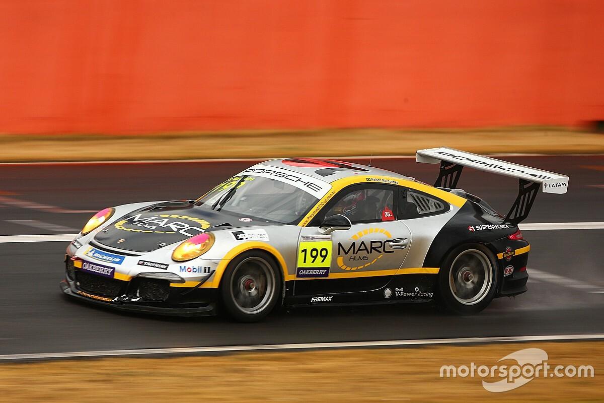 Porsche GT3 Cup Sport: Marcondes valoriza vitória na chuva e sem confusão