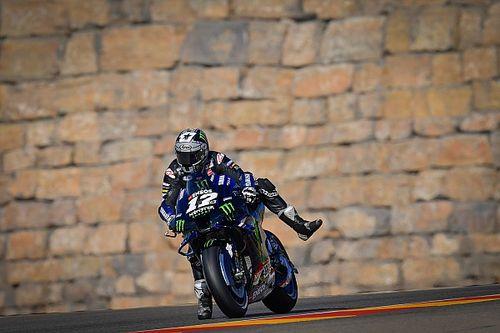 Así fue la clasificación del GP de Aragón de MotoGP