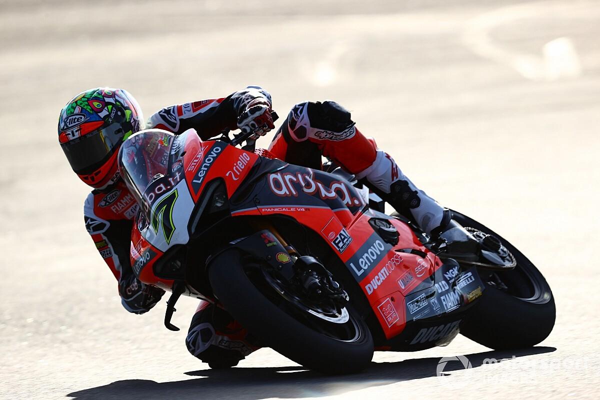 SBK, Estoril, Gara 2: Davies saluta Ducati con una vittoria